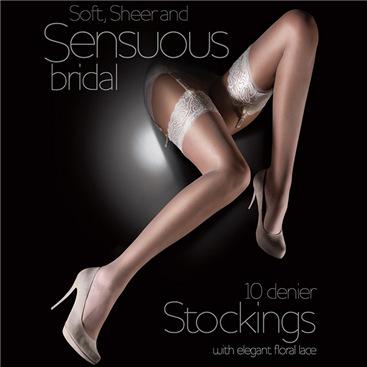 Aristoc bridal stockings
